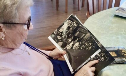 Making Memories – The Power of Reminiscence in Care Homes